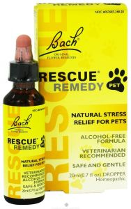 Bach bloesem Rescue Remedy Pets (druppels) 10ml