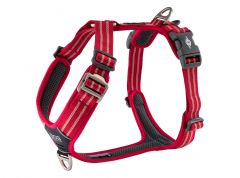 Copenhagen Comfort walk air Harness tuig Rood