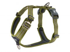 Copenhagen Comfort walk air Harness tuig Hunting Green