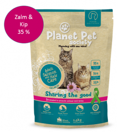 Planet pet Adult Hair care